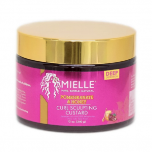 Mielle Organics Pomegrante & Honey Curl Sculpting Custard